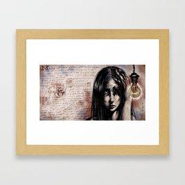 Cluster Migraine Framed Art Print