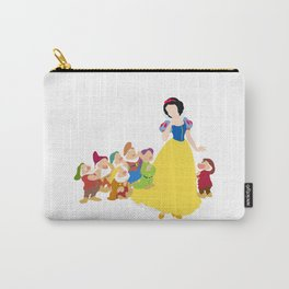 Snow White and the Seven Dwarfs Carry-All Pouch