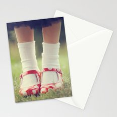 Mary Jane Stationery Cards