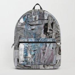 Folder/Book Backpack