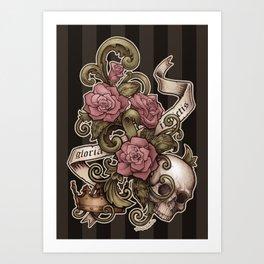 Gloria Invictis Art Print