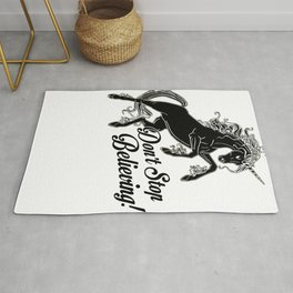 Dont Stop Believing Rug