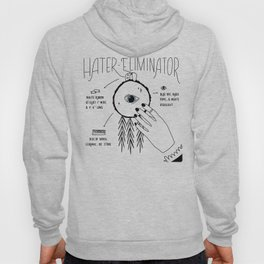 Hater Eliminator - How To Hoody