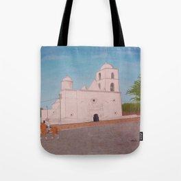 San Ignacio de Caborica Tote Bag