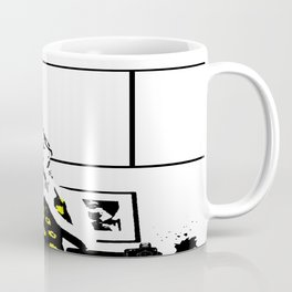Sunflower Girl Coffee Mug