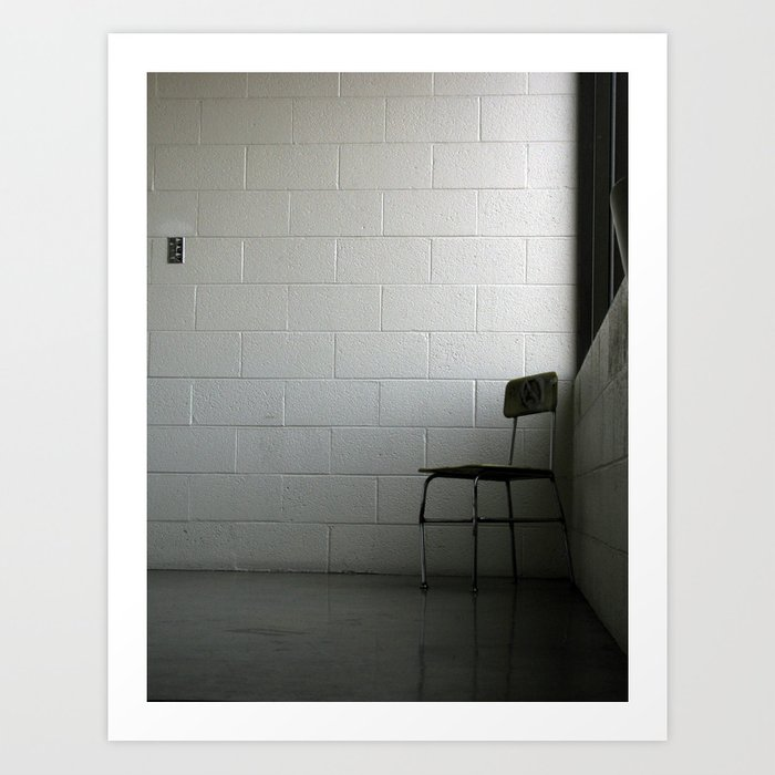 I have a place for you Art Print