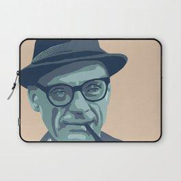 Henry Miller Laptop Sleeve