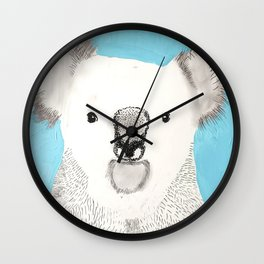 Russell The Koala Wall Clock