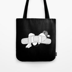 Everybody Hurts Tote Bag