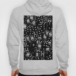 Suits You BLACK Hoody