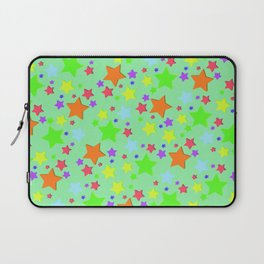 Colourful Stars Laptop Sleeve