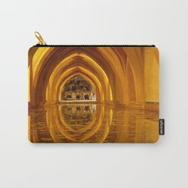 Yellow Relaxation Carry-All Pouch