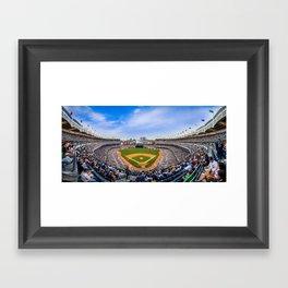 New York Yankees - Color Framed Art Print