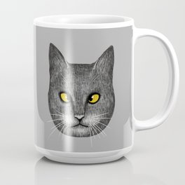 Cross Eyed Coffee Mug