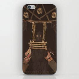 Catacomb Culture - Armor of the Titans iPhone Skin