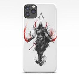 assassin's creed ezio iPhone Case