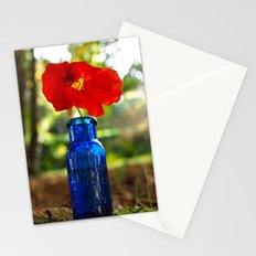 Autumn bokeh Stationery Cards