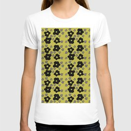 abstract flowers . art  https://society6.com/simpledoodles/collection T-shirt