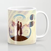 princess bride Mugs featuring Princess Bride by Emmy Winstead