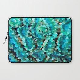 Mermaid Fish Tail Scales Laptop Sleeve