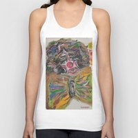 clown Tank Tops featuring CLOWN  by Loosso