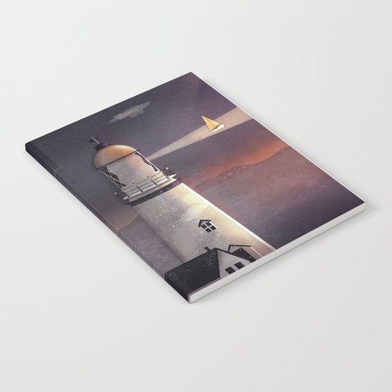Sea of Light Notebook