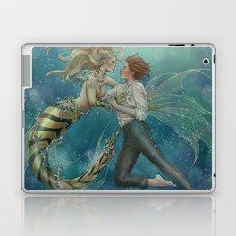 ChloNath - By The Sea Laptop & iPad Skin