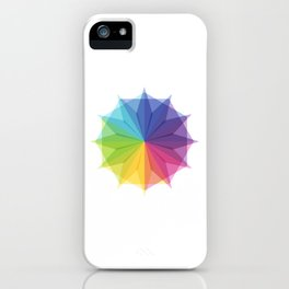 Fig. 010 Colorful Star Shape iPhone Case