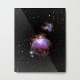 The Mighty Orion Metal Print