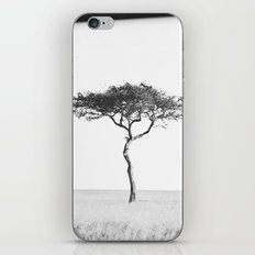 black&white::kenya iPhone & iPod Skin