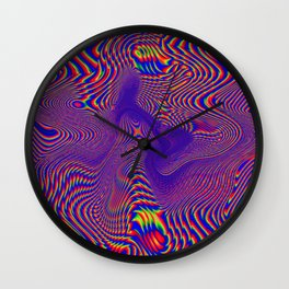 Crzy Wall Clock