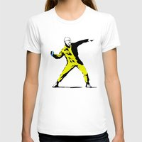 banksy T-shirts featuring Breaking Banksy by IF ONLY