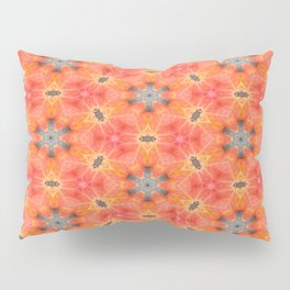 Kaleidoscope of a sugar maple leaf Pillow Sham