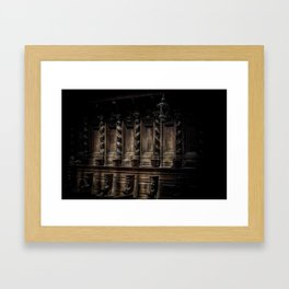 The Holy Light Framed Art Print