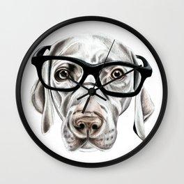 Weinstein Wall Clock