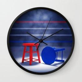 Boxing fight Wall Clock