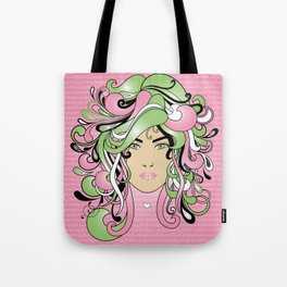 I AM AN AKA WOMAN Tote Bag