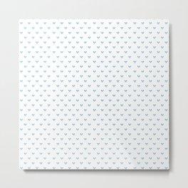 LTW: what's your racket Tee Metal Print