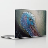 turkey Laptop & iPad Skins featuring Turkey by Pauline Fowler ( Polly470 )