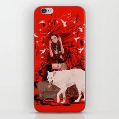 Jetlag iPhone & iPod Skin