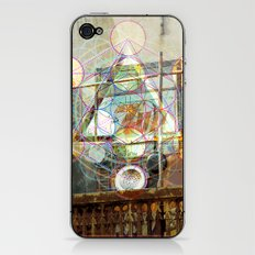 Sacred°Kitchen^CosmicCreationSoup iPhone & iPod Skin