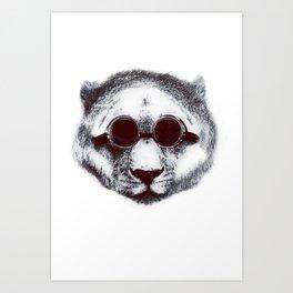 Doc. Lion Art Print