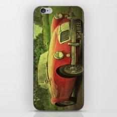 Top Down iPhone & iPod Skin
