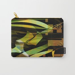organic digital Carry-All Pouch