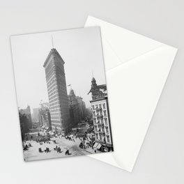 Flatiron Building - Vintage New York - 1902 Stationery Cards