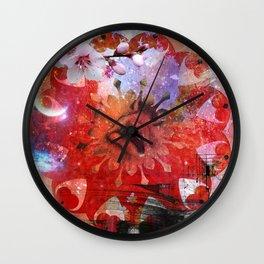 Santa Teresa Experience Wall Clock
