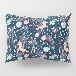 Unicorns in Hesperides Pillow Sham