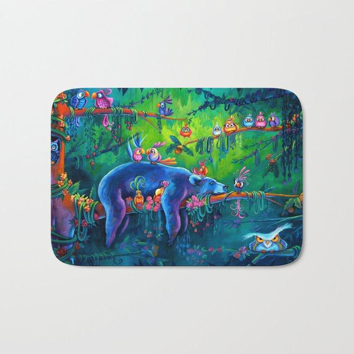 Sundowner Bear Bath Mat