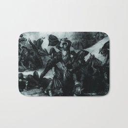 The Battle of Fort Pillow Bath Mat