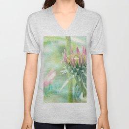 Wildflower Dream Unisex V-Neck